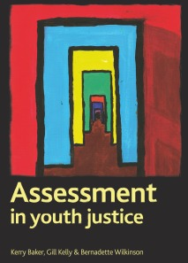 Assessment in youth justice cover