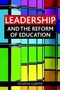 Cover image for leadership and the reform of education