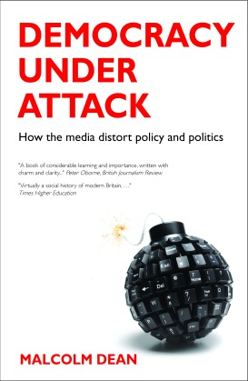 Democracy under attack cover