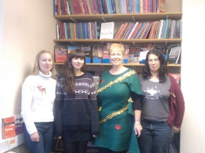Christmas jumpers for Save the Children