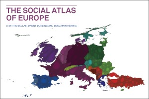 The social atlas of Europe