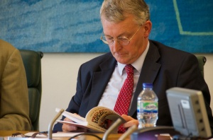 Hilary Benn shadow Secretary of State for Communities and Local Government