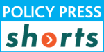 Policy Press Shorts logo