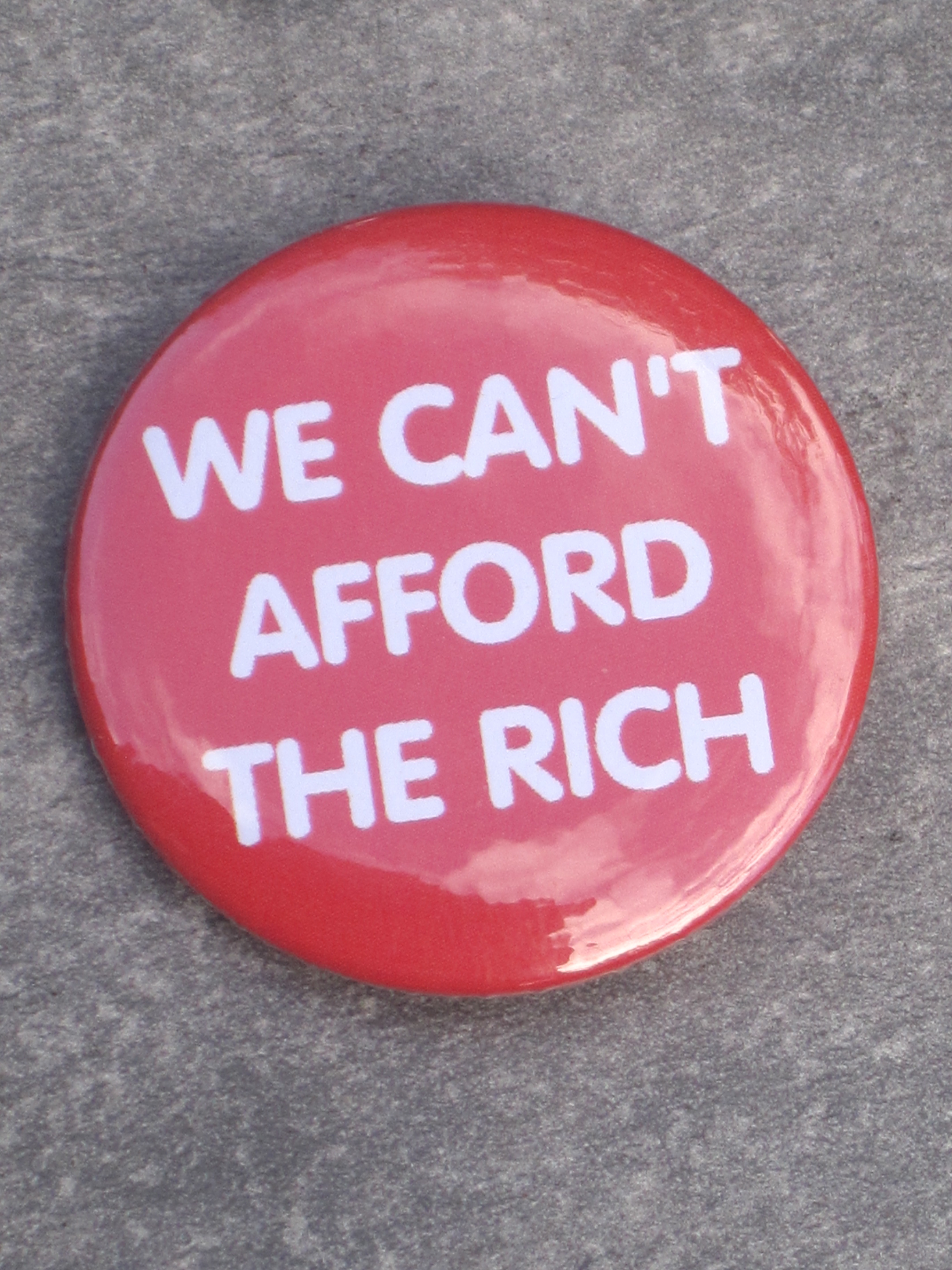 Why We Cant Afford the Rich
