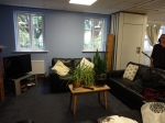 The finished product  - redecorated central areas