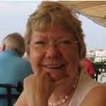 Author and academic Irene Hardill