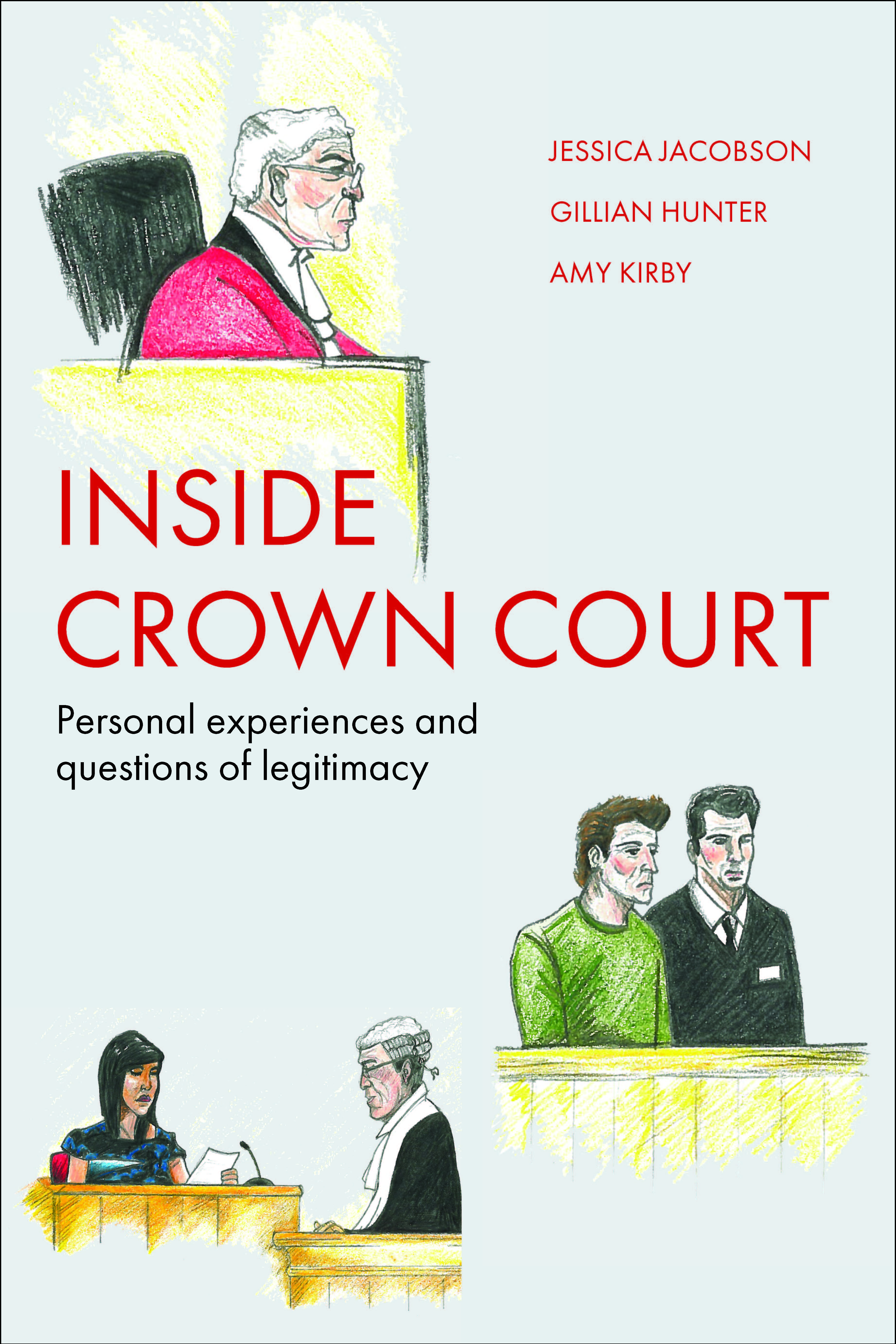 what really goes on inside crown court policy press