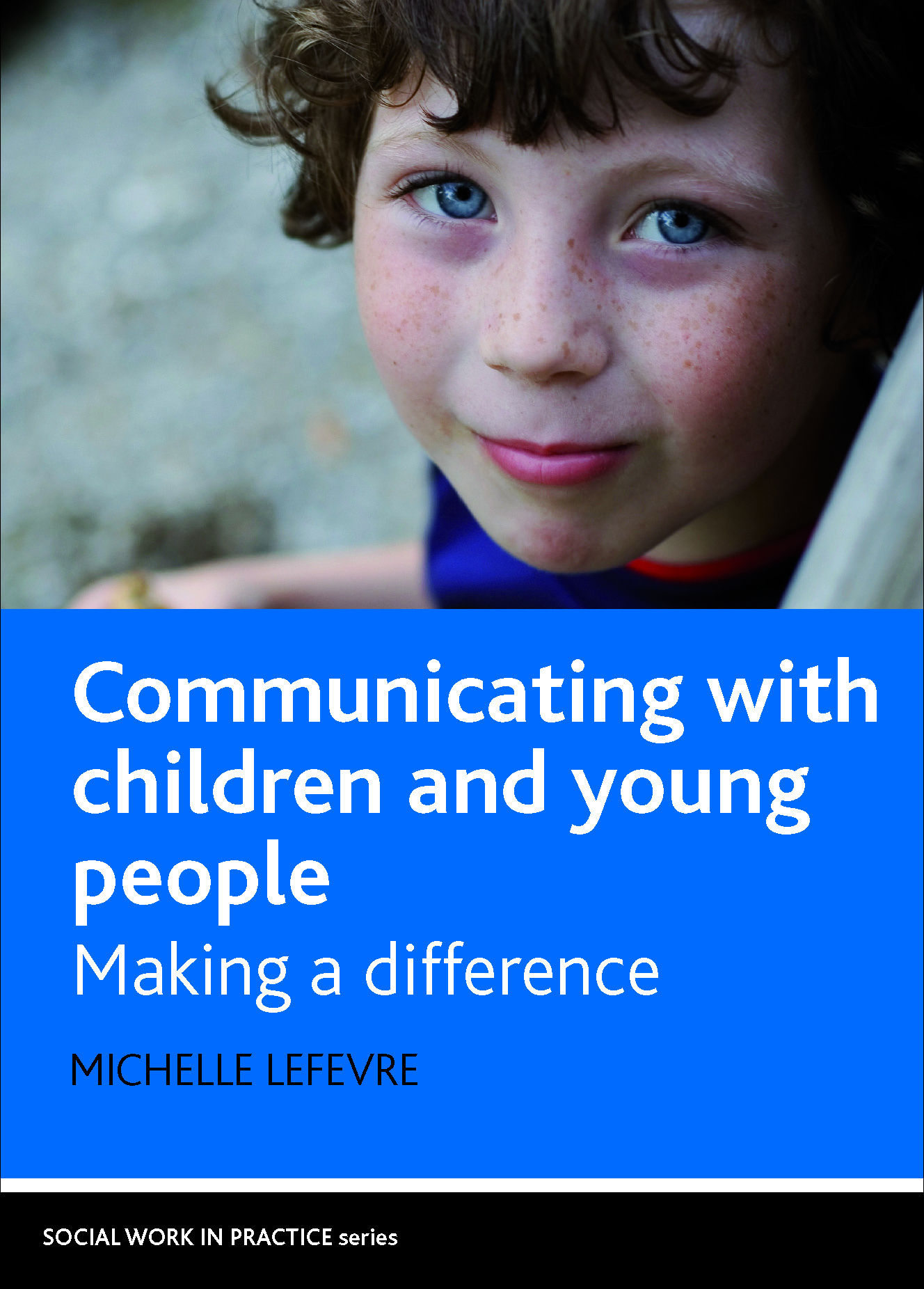 children and young people communicating essay Communication involves understanding people: their needs, skills, beliefs, values, societies and cultures, and that communication is a two-way process for sharing ideas and knowledge.