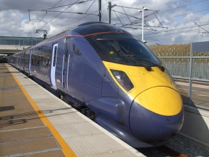 High speed rail development UK Photo credit: Wikipedia