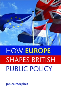How Europe shapes British public policy [FC]