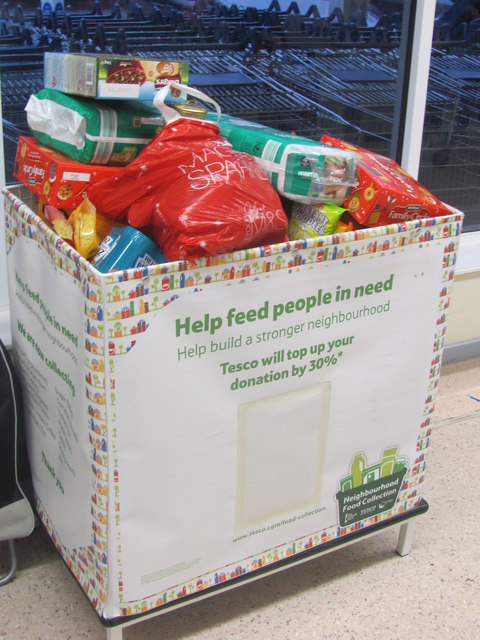 Foodbanks Social Justice And Why We Need A New Conversation